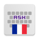 Icon for French for AnySoftKeyboard
