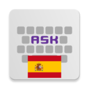 Icon for Spanish for AnySoftKeyboard
