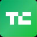 Icon for TechCrunch