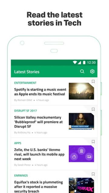 TechCrunch screenshot 1