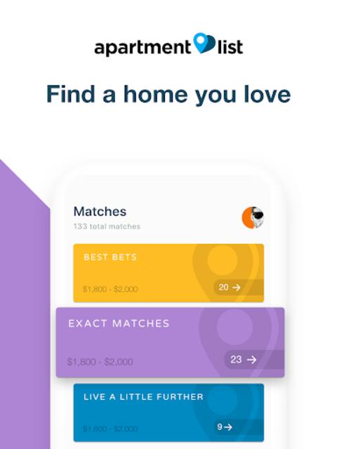 Apartment List: Housing, Apt, and Property Rentals screenshot 9