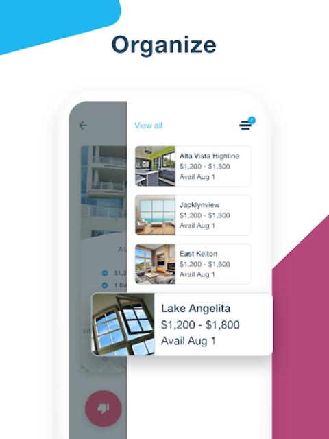 Apartment List: Housing, Apt, and Property Rentals screenshot 11