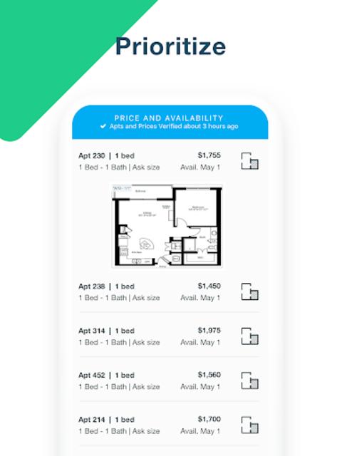Apartment List: Housing, Apt, and Property Rentals screenshot 13