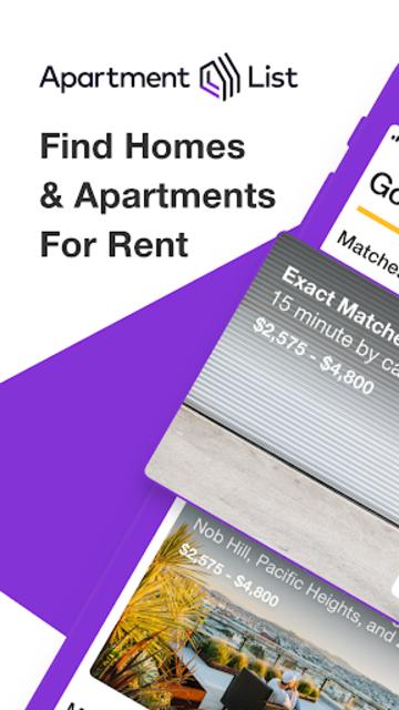Apartment List: Housing, Apt, and Property Rentals screenshot 1