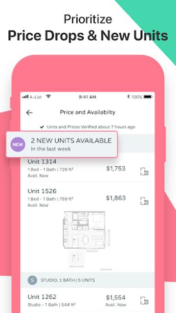 Apartment List: Housing, Apt, and Property Rentals screenshot 3