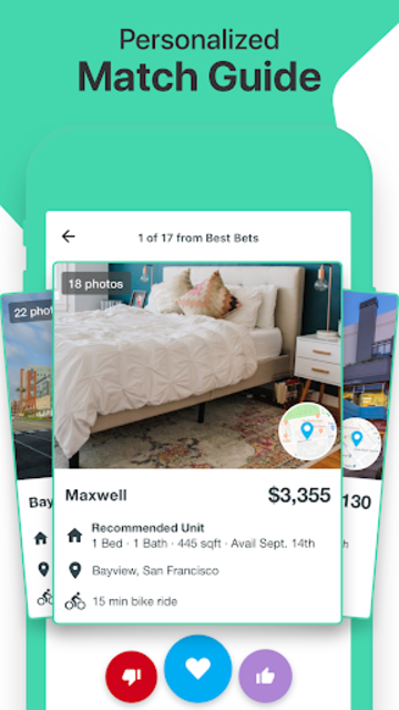 Apartment List: Housing, Apt, and Property Rentals screenshot 4