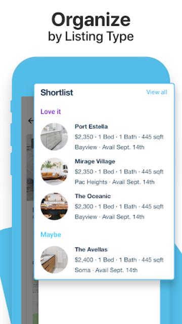 Apartment List: Housing, Apt, and Property Rentals screenshot 5