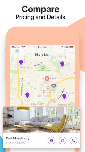 Apartment List: Housing, Apt, and Property Rentals screenshot 6