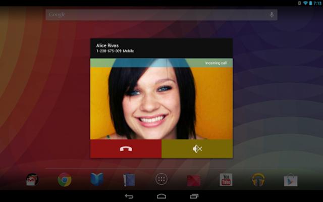 Tablet Talk: SMS & Texting App screenshot 8