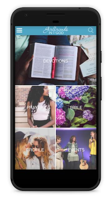 Girlfriends in God screenshot 1