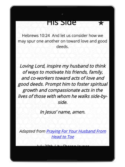 Praying Wives screenshot 5
