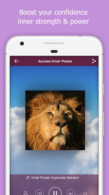 Access Inner Power screenshot 2