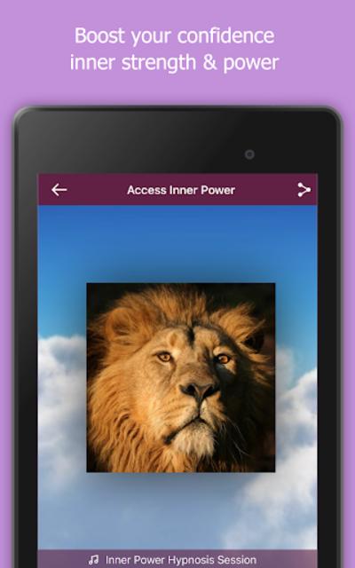 Access Inner Power screenshot 12