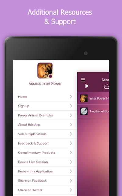 Access Inner Power screenshot 14