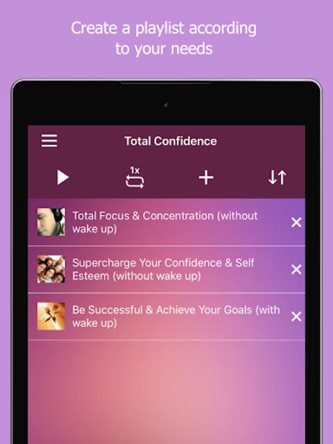 Total Confidence & Success screenshot 8