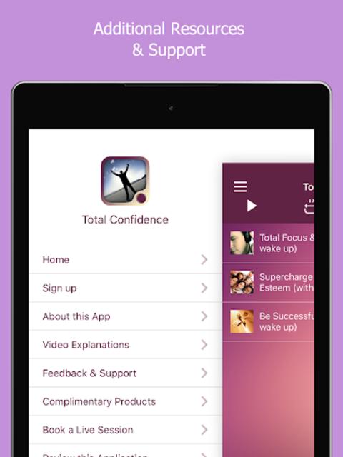 Total Confidence & Success screenshot 9