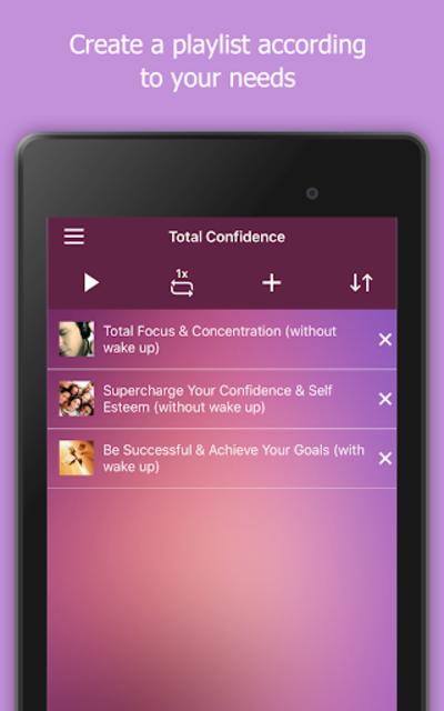 Total Confidence & Success screenshot 13