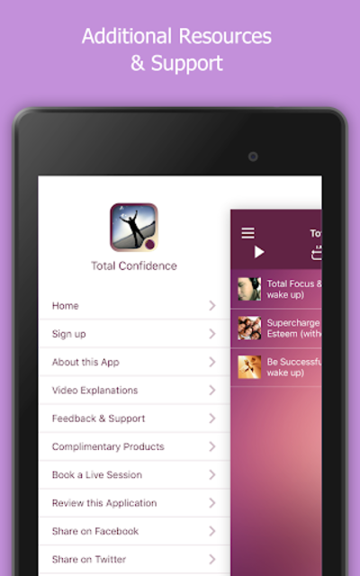 Total Confidence & Success screenshot 14