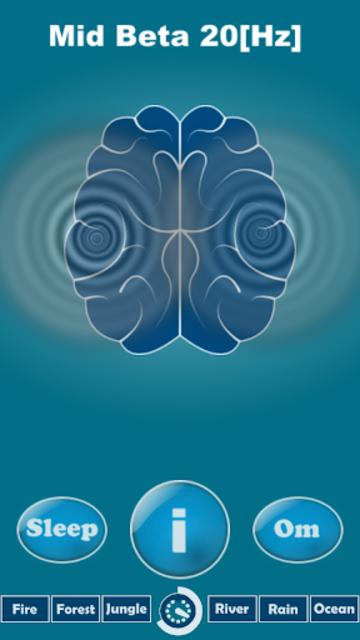 Binaural Beats Meditation screenshot 2