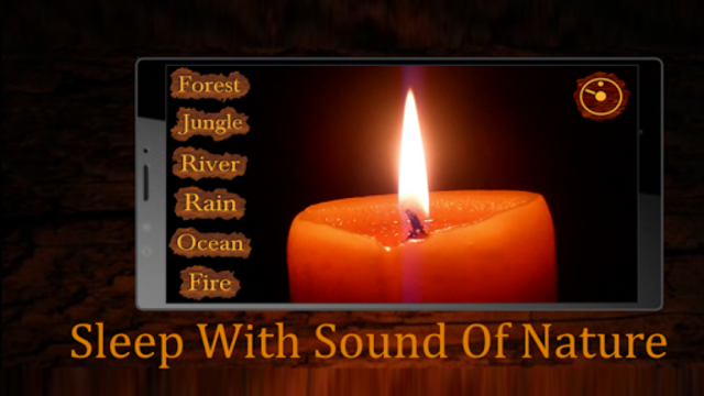Night Candle : Ambient, relaxation radio & sounds screenshot 1