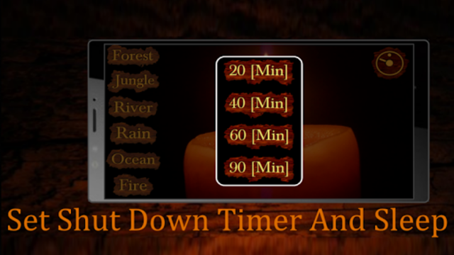 Night Candle : Ambient, relaxation radio & sounds screenshot 2