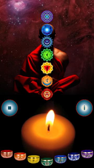 Buddhist Singing Bowls PRO screenshot 3