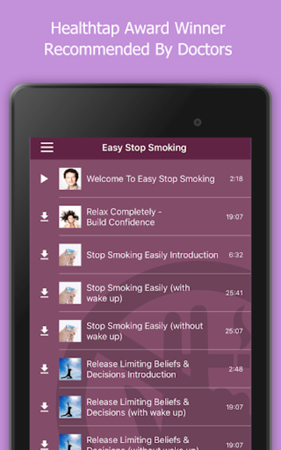 Easy Stop Smoking: Quit Today screenshot 11