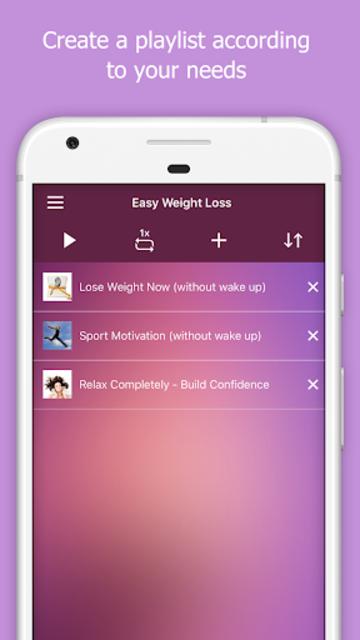 Easy Weight Loss screenshot 3