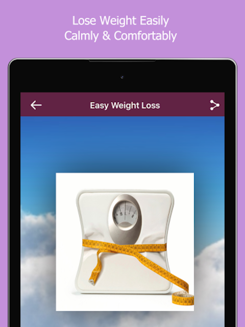 Easy Weight Loss screenshot 7