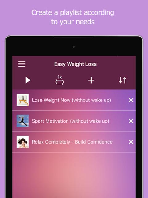 Easy Weight Loss screenshot 8