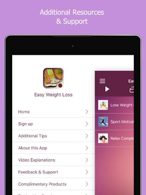 Easy Weight Loss screenshot 9