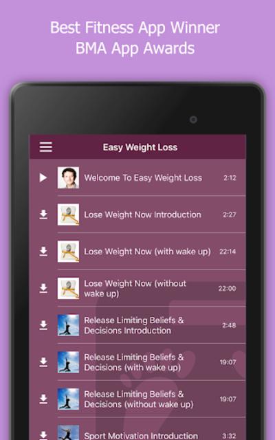 Easy Weight Loss screenshot 11