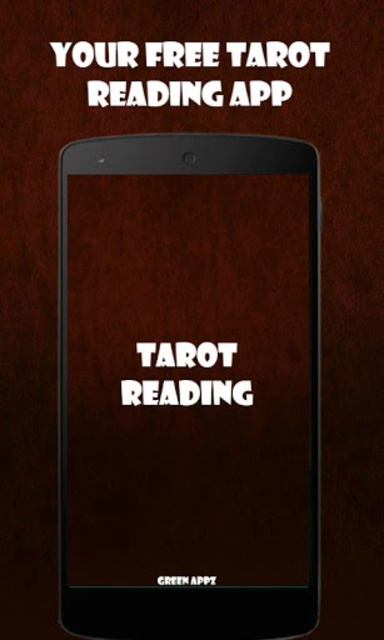 Free Tarot Reading screenshot 1