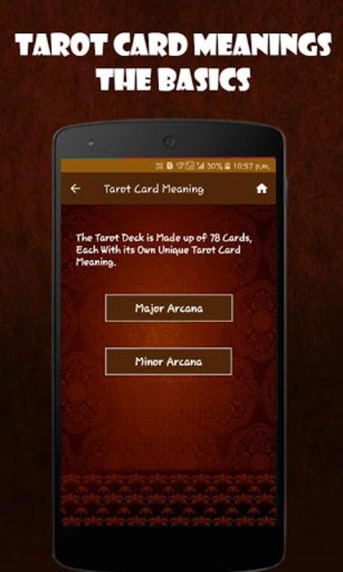 Free Tarot Reading screenshot 4