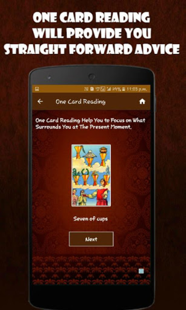 Free Tarot Reading screenshot 5