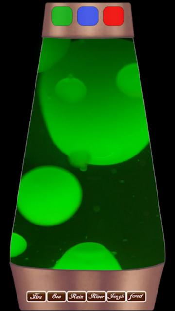 Lava Lamp : Night Light Relax screenshot 1