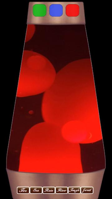 Lava Lamp : Night Light Relax screenshot 2