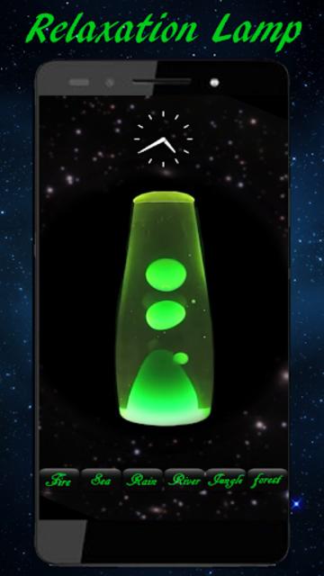 Lava Lamp - Night Light Relax screenshot 1