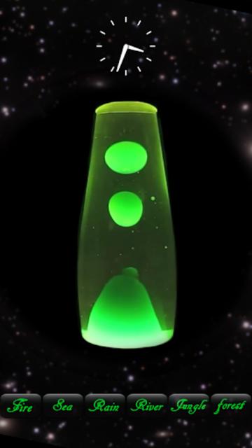 Lava Lamp - Night Light Relax screenshot 2