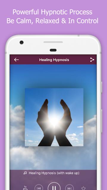 Healing Hypnosis Meditation screenshot 2