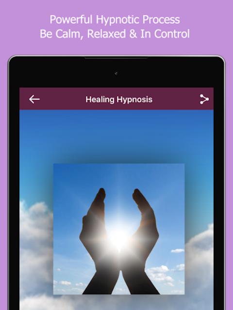 Healing Hypnosis Meditation screenshot 6