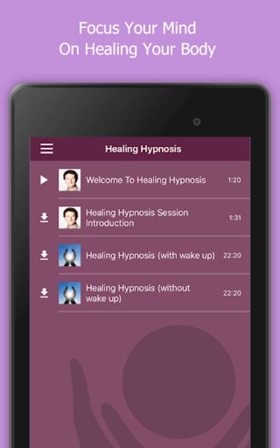 Healing Hypnosis Meditation screenshot 9