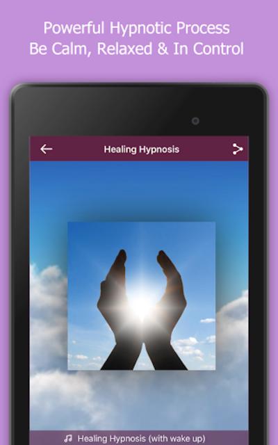 Healing Hypnosis Meditation screenshot 10
