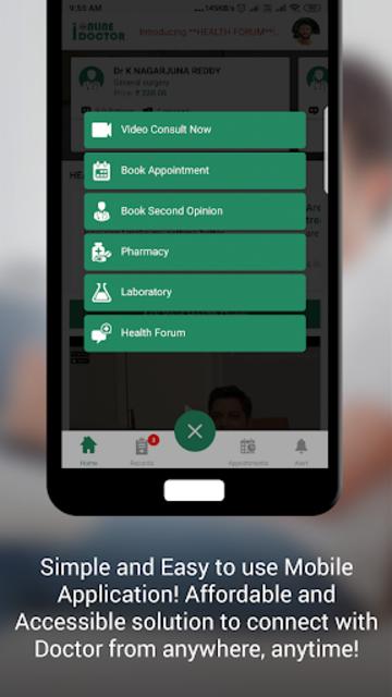 I Online Doctor - Consult Doctors Online 24*7 screenshot 2
