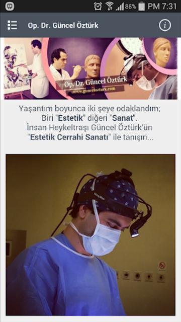 Op. Dr. Güncel Öztürk screenshot 1