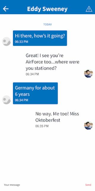 VetsApp screenshot 6