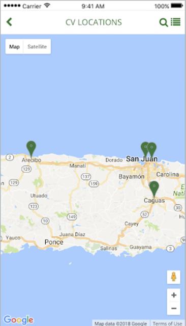 Clínica Verde screenshot 2