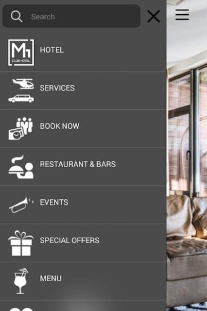M1 Club Hotel, Одесса screenshot 2