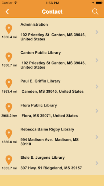 Madison County Library System screenshot 3