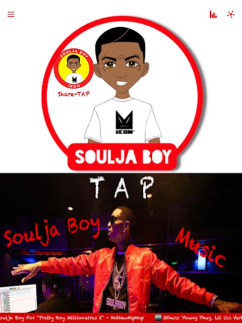 Soulja Boy Official screenshot 5